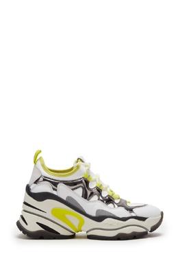 Демисезонные кроссовки-хайтопы на платформе Ash 6159038