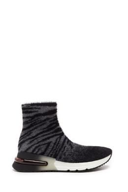 Кроссовки-носки с анималистическим мотивом Ash 6159029