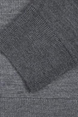 Серый комбинированный джемпер Paul Smith 1924159305