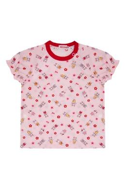 Комплект с футболкой и брюками Miki House 3018159782