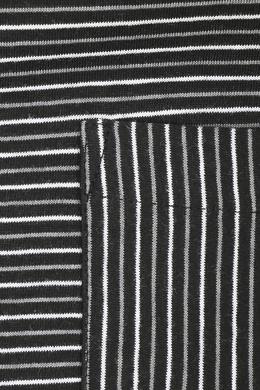 Лонгслив в черно-белую полоску Paul Smith 1924159250