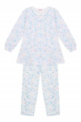 Комплект с рубашкой и брюками Miki House 3018159739