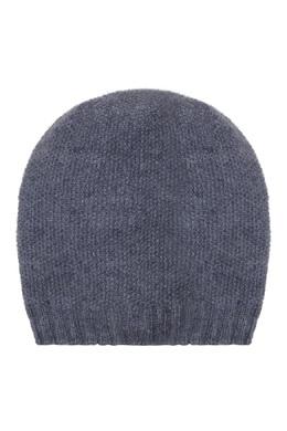 Темно-серая шапка бини Alena Akhmadullina 73159937