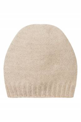 Бежевая шапка бини Alena Akhmadullina 73159938