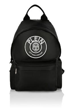 Черный нейлоновый рюкзак Philipp Plein 1795159545