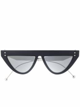 Fendi Eyewear солнцезащитные очки в оправе 'кошачий глаз' FF0371S53807T4
