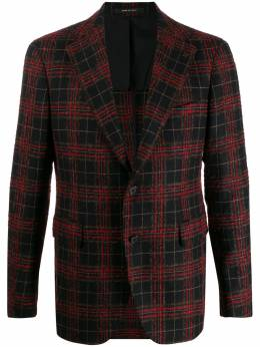 Tagliatore - клетчатый пиджак S00B35QIG06995533638