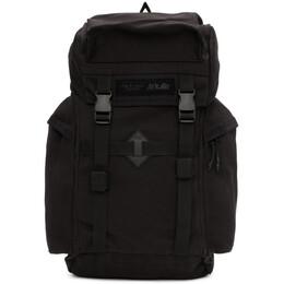 Rag&Bone Black ArkAir Edition 25L Backpack 192055M16600101GB