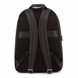 Piquadro Dark Brown Leather Backpack 157864