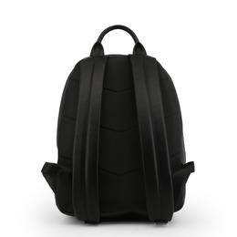 Emporio Armani Black Fabric Backpack 236724