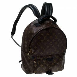 Louis Vuitton Monogram Canvas Palm Springs MM Backpack 237149