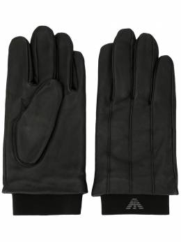 Emporio Armani - классические перчатки 5059A003950653860000