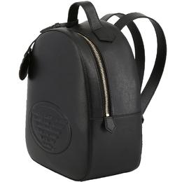 Emporio Armani Black Fabric Backpack 236726