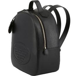 Emporio Armani Black Fabric Backpack 236687