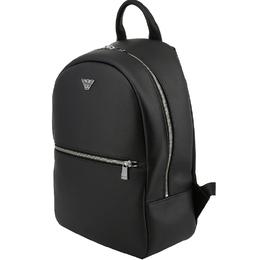 Emporio Armani Black Fabric Backpack 236685