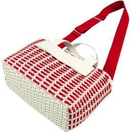 Miu Miu Multicolor Elastane Leather Tote Bag