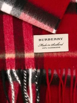 Burberry Kids - шарф в клетку 55699956330000000000