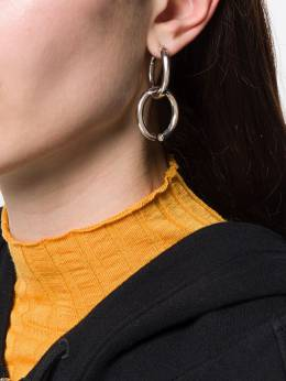 Alan Crocetti - loop hole earrings 86699368386900000000