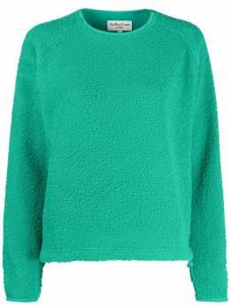 Ymc свитер оверсайз из искусственной овчины Q7MAE