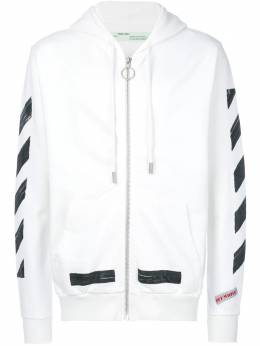 Off-White - толстовка на молнии с капюшоном B663F936636366996909