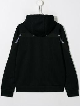 Emporio Armani Kids - куртка с капюшоном и логотипом MB85JHNZ956600550000