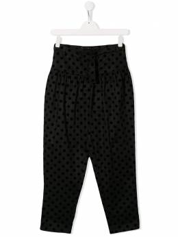 Stella McCartney Kids - брюки в горох 835SNK09955556830000