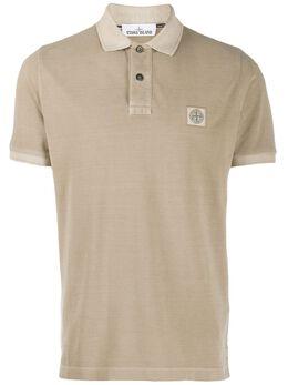 Stone Island - рубашка-поло с логотипом 99500S63950868360000