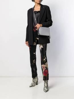 Michael Michael Kors - сумка через плечо Ginny с эффектом металлик 9SF5M0M9503335000000