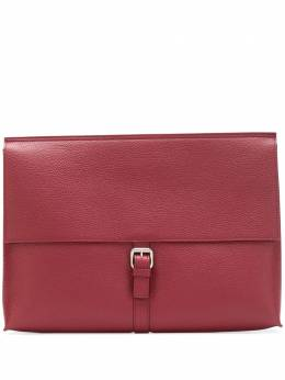 Orciani wide flap clutch P00678