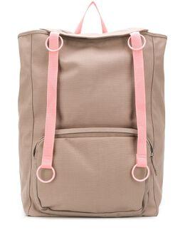 Raf Simons двухцветный рюкзак EK92EA80