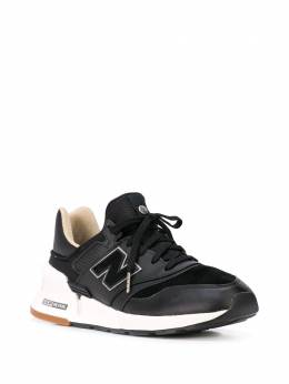 New Balance - кроссовки на шнуровке 93RB9553339300000000