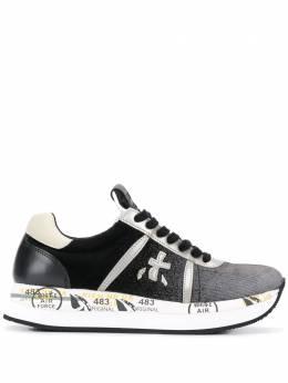 Premiata - кроссовки со вставками NY596095699603000000