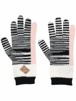 Missoni - трикотажные перчатки 66039BK66FE959330690