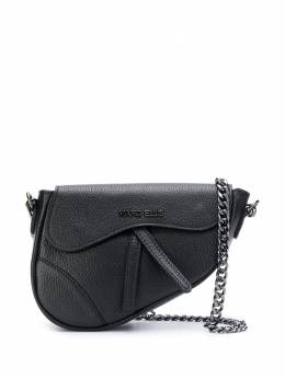 Marc Ellis - chain strap saddle bag 93995698930000000000