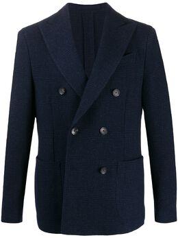 Dell'oglio - двубортный пиджак 63AILA53556995938995