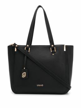 LIU JO - textured tote bag 666E6633956956050000