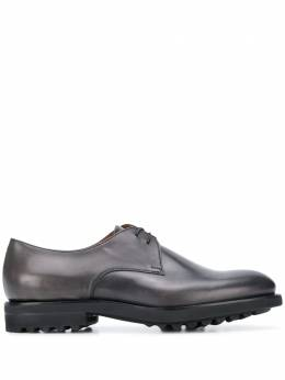 Doucal's - ridged sole derby shoes 033GOMMUF665NN659560