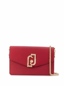 LIU JO - textured clutch bag 633E6603956953390000