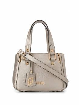 LIU JO - textured tote bag 669E6633956956060000
