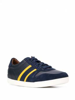 Polo Ralph Lauren - stripe detailed lace up sneakers 35583595690356000000
