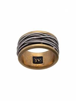 John Varvatos - широкое кольцо MX06985NS96955809960
