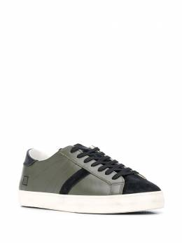 D.A.T.E. - Hill low top sneakers 9HLCAAR9556685300000