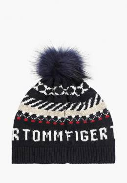 Шапка Tommy Hilfiger AW0AW07380
