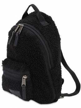 10l Faux Shearling Orbit Backpack Eastpak 70IWO5006-OTdY0
