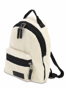 10l Faux Shearling Orbit Backpack Eastpak 70IWO5006-OThY0