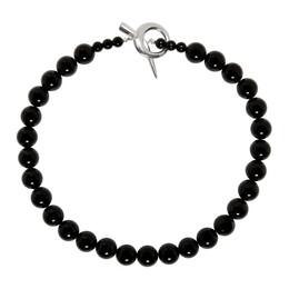 Sophie Buhai Black Onyx Everyday Necklace 192942F02300701GB