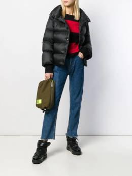 Moncler - куртка-пуховик на пуговицах 0565C600995666353000
