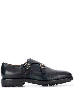Doucal's - monk strap shoes 083GOMMUF939NB639560
