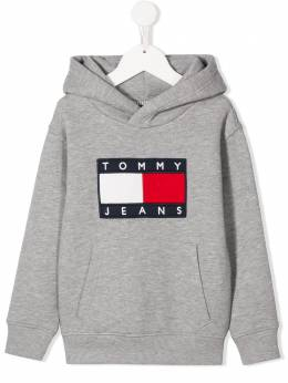 Tommy Hilfiger Junior худи с вышивкой KS0KS00115