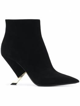 Casadei - sculpted heel ankle boots 03L696MPCAO936556650